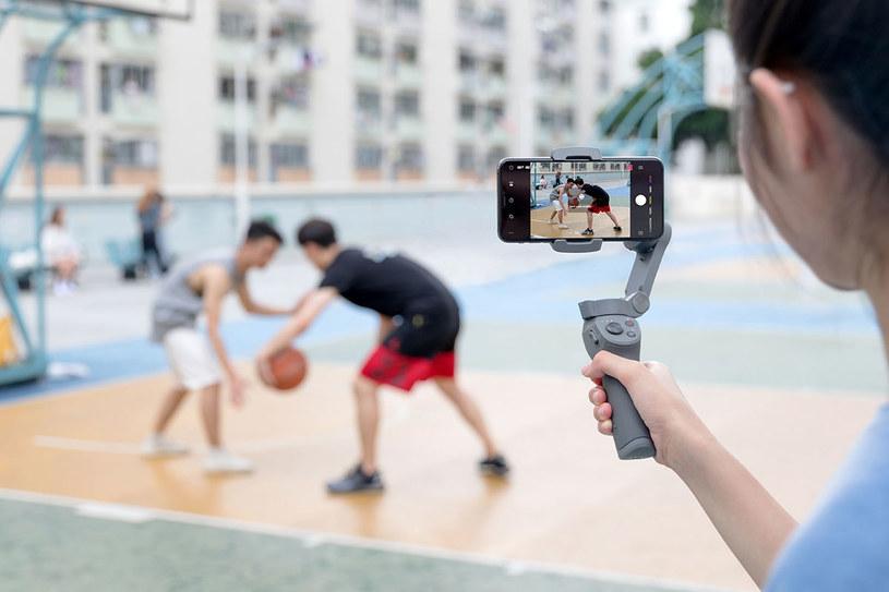 DJI Osmo Mobile 3 /materiały prasowe