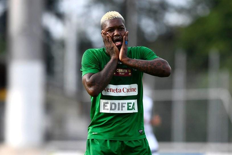 Djibril Cisse grał na wypożyczeniu w lidze katarskiej /AFP