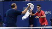 Djoković pnie się w US Open. Niecodzienna radość po zwycięstwie