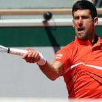 Djokovic wyeliminowany z French Open po dwudniowym meczu