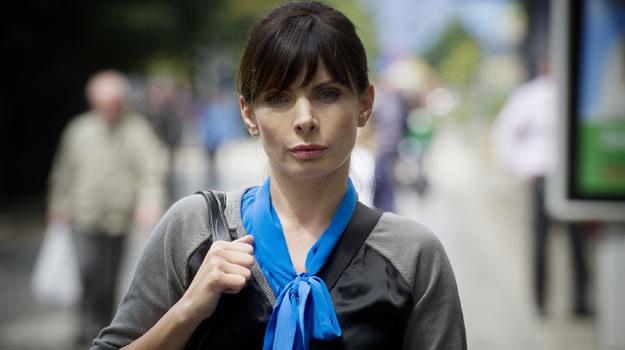 """Dla Agnieszki Dygant będzie to pierwsza główna rola od czasu """"Niani"""" /TVN"""