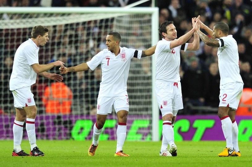 Dla Anglików mecz ze Szkocją ma szczególne znaczenie /AFP