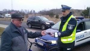 Dla bezpieczeństwa rowerzystów