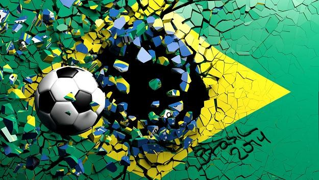 Dla Brazylii zakończone Mistrzostwa Świata mogą być poważnym probllemem /©123RF/PICSEL