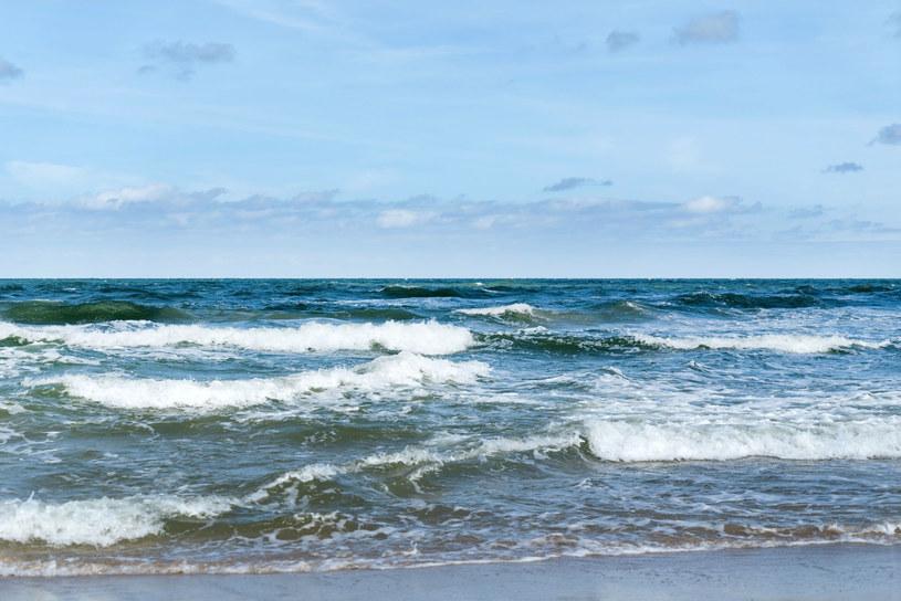 Dla całego wybrzeża Bałtyku wydano ostrzeżenia drugiego stopnia /123RF/PICSEL