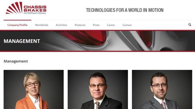 Dla grupy Chassis Brakes International pracuje w całym świecie ponad 6000 ludzi /&nbsp