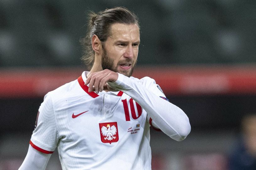 Dla Grzegorza Krychowiaka piłka wciąż jest na pierwszym miejscu /Andrzej Iwańczuk /Reporter