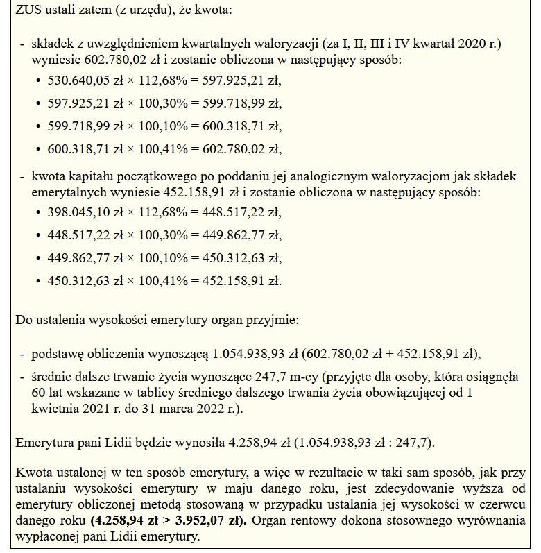Dla kogo 306 zł wyższej emerytury? /Gazeta Podatkowa