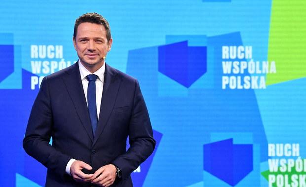 """Dla kogo jest """"Nowa Solidarność""""? Trzaskowski wyjaśnia"""