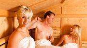 Dla kogo sauna?
