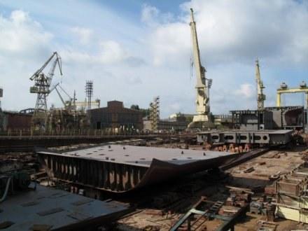 Dla kogo stocznia w Gdyni? Trwa przetarg /RMF