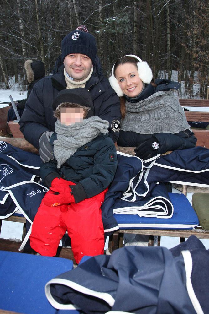 Dla Małgosi i Jacka najważniejsze jest dobro ich synów /Engelbrecht /AKPA
