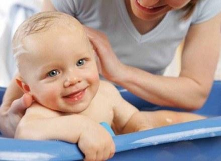 Dla malucha kąpiel może być prawdziwą rozkoszą /materiały prasowe