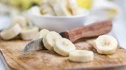 Dla mikroflory lepszy jest mniej dojrzały banan?
