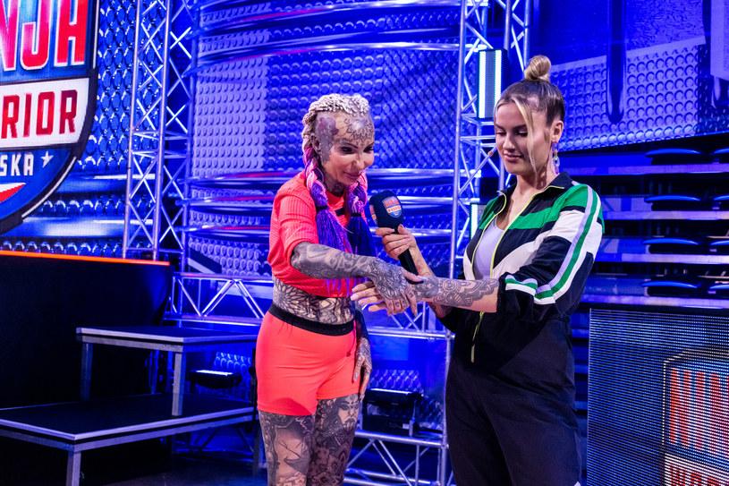 - Dla mnie już samo bycie tutaj to zwycięstwo - mówi o udziale w Ninja Warrior Adrianna Eisenbach /INTERIA.PL/materiały prasowe