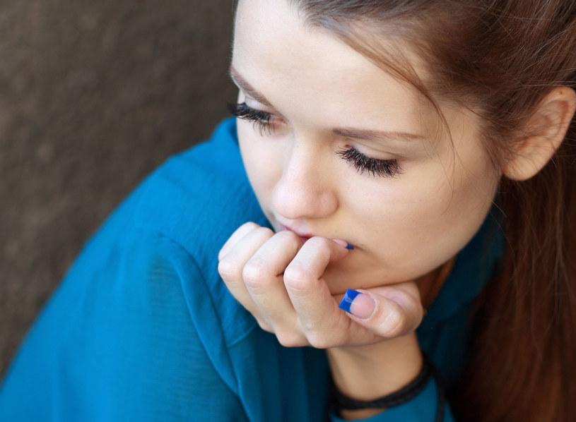Dla mojej córki każdy przejaw krytyki jest powodem do płaczu /123RF/PICSEL