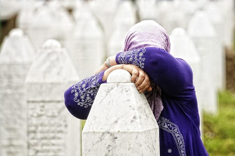 """""""Dla muzułmanów Srebrenica jest ludobójstwem, dla Serbów owszem, to zbrodnia, ale popełniona w odwecie. Nie ma kompromisu"""" /Adam Guz /East News"""