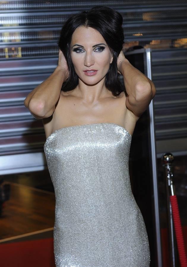 Dla Paris zaśpiewała także Justyna Steczkowska, fot.Jarosław Antoniak  /MWMedia