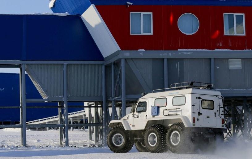 Dla Rosjan Arktyka ma charakter strategiczny - Putin w żadnym stopniu tego nie ukrywa /materiały prasowe
