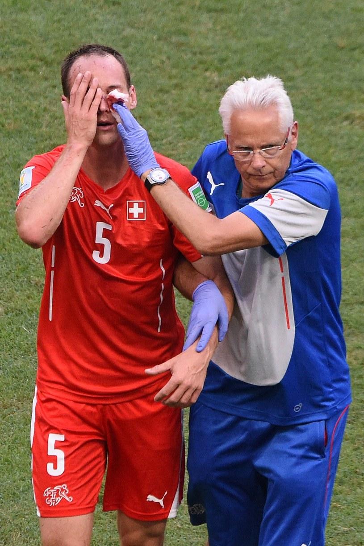 Dla Steve'a von Bergena to koniec mistrzostw świata /AFP