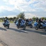 Dla tych policjantów motocykle to pasja!