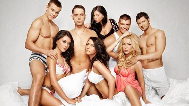 """Dla uczestników """"Warsaw Shore"""" liczy się głównie dobra zabawa. /MTV"""