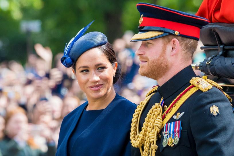 Dla ukochanej żony Harry zdecydował o opuszczeniu ojczyzny /Backgrid/East News /East News