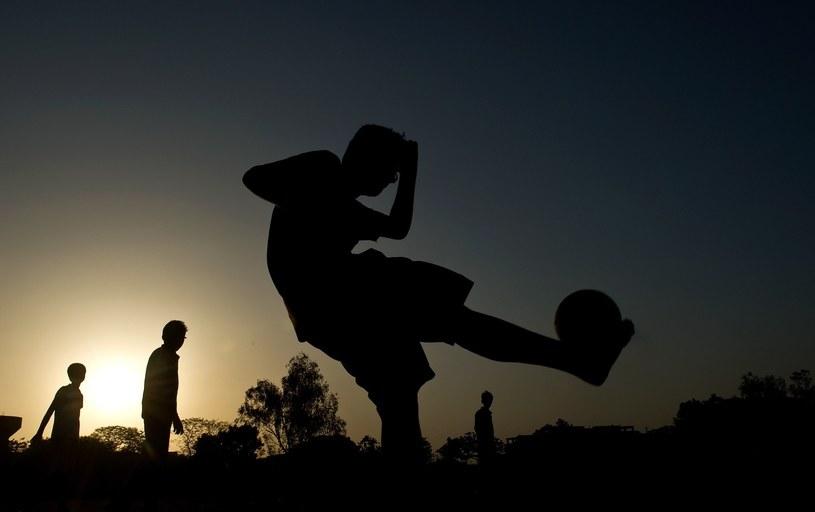 Dla wielu dzieci na świecie sport jest zakazany /AFP
