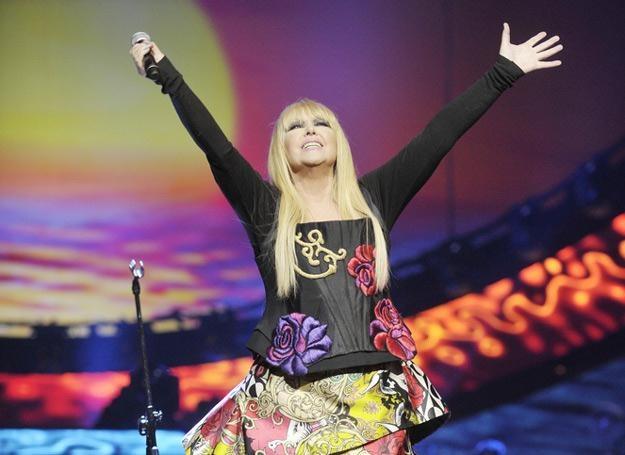 Dla wielu królową polskiej piosenki jest Maryla Rodowicz /AKPA