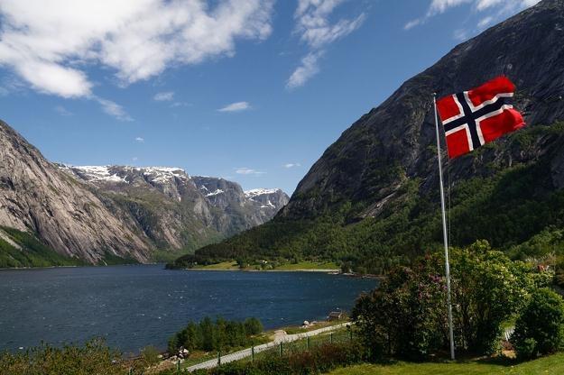 Dla wielu Norwegia to ziemia obiecana /© Panthermedia