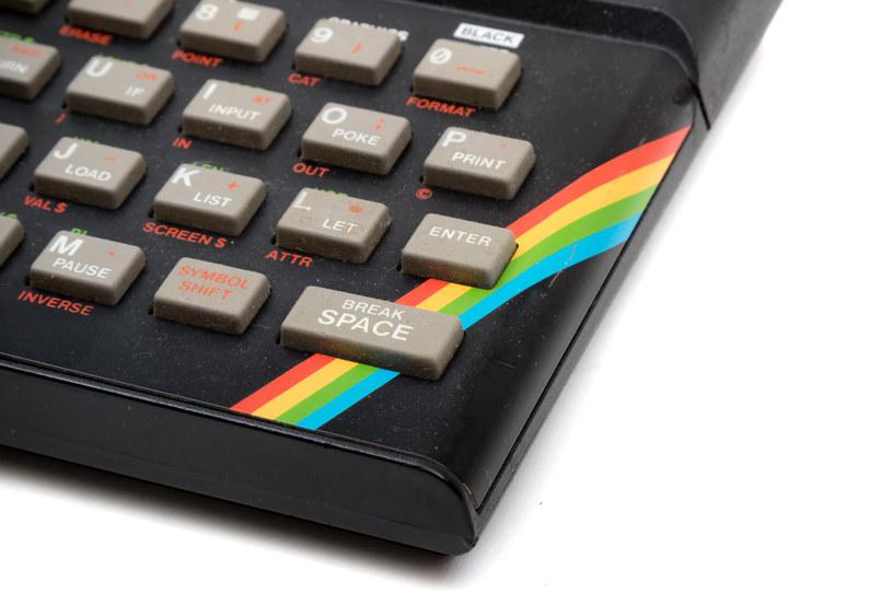 Dla wielu Polaków Spectrum był pierwszym komputerem /123RF/PICSEL