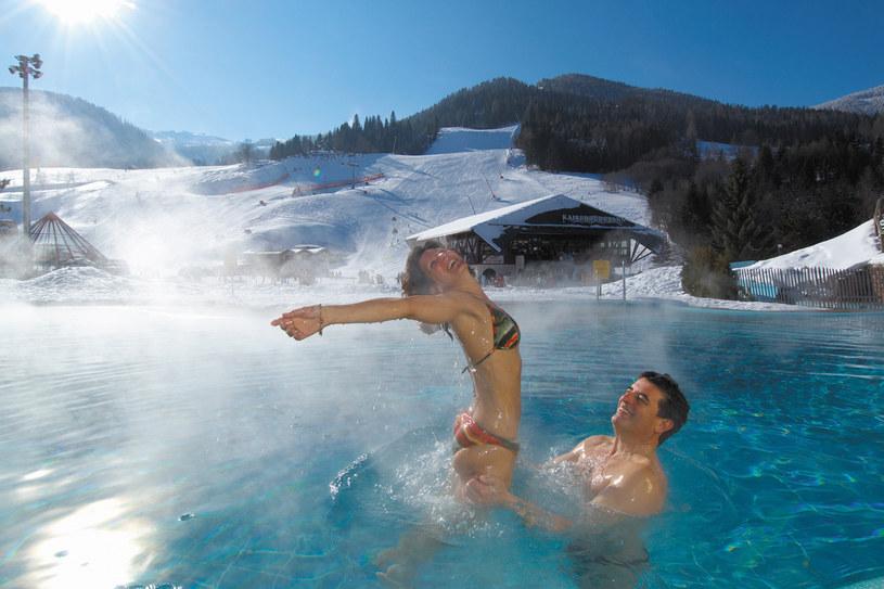 Dla zmarzluchów idealnym miejscem będą alpejskie ośrodki geotermalne np. w Bad Kleinkirchheim /fot. badkleinkirchheim.at /&nbsp
