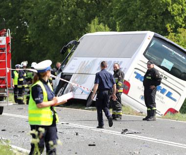 Dlaczego autokary mają wypadki?