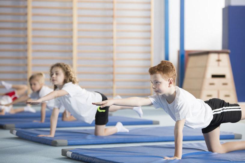 Dlaczego dzieci unikają WF-u? /©123RF/PICSEL