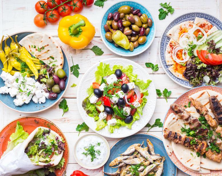 Dlaczego grecka kuchnia jest najzdrowsza? /©123RF/PICSEL