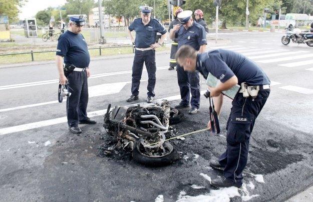 Dlaczego kierowcy nie widzą motocyklistów? / Fot: Wojciech Artyniew /Agencja SE/East News