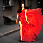 Dlaczego kobiety kuszą nas czerwienią?