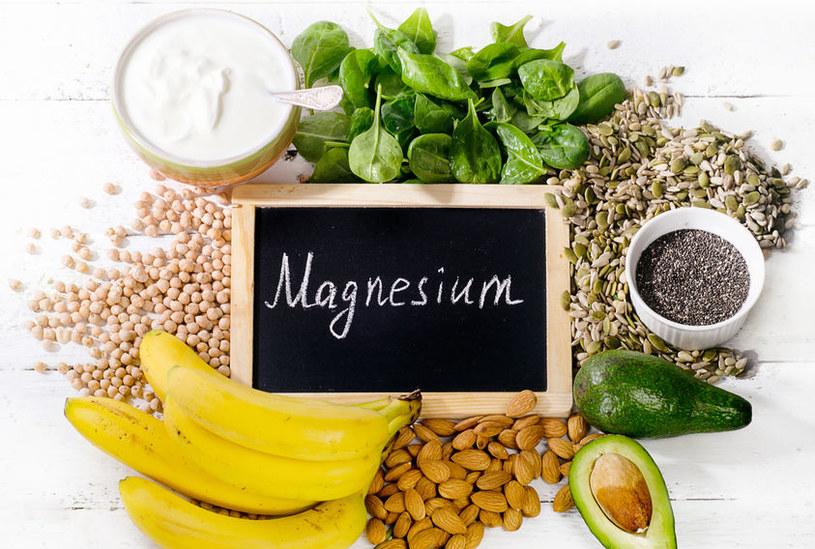 Dlaczego magnez w diecie jest tak ważny? /©123RF/PICSEL