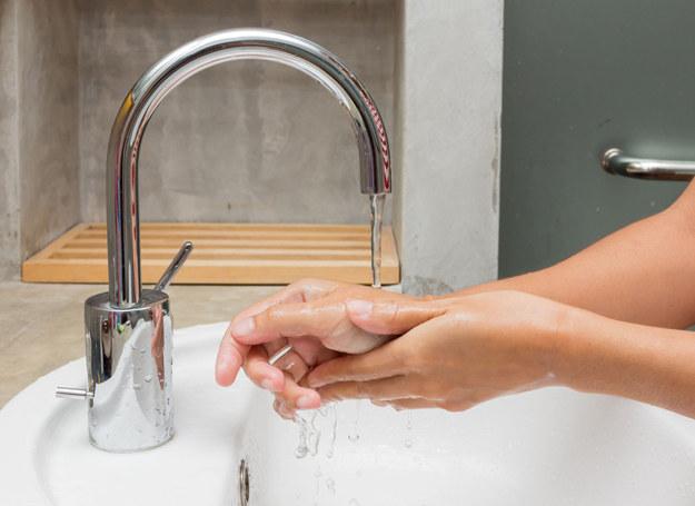 Dlaczego mycie rąk jest tak ważne? /123RF/PICSEL
