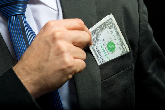 Dlaczego niektórzy prezesi zarabiają 1 dolara? /123RF/PICSEL