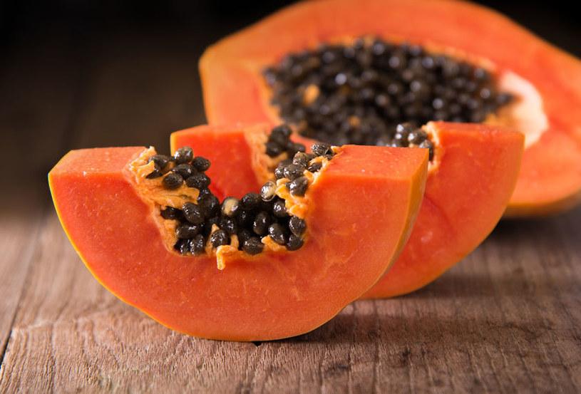 Dlaczego papaja jest tak cenna dla zdrowia? /©123RF/PICSEL