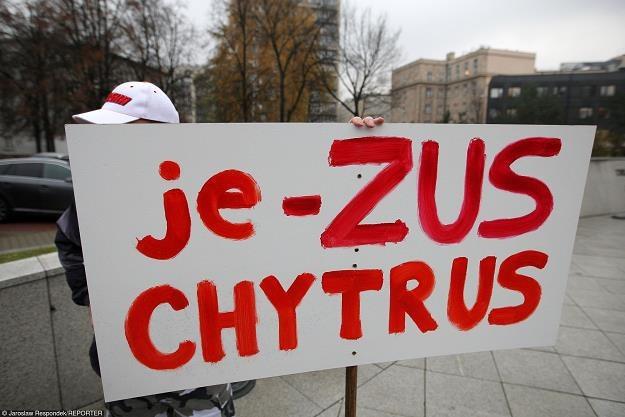 Dlaczego Polacy nienawidzą ZUS-u? fot. Jarosław Respondek /Reporter