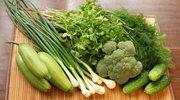 Dlaczego powinno się jeść zielone warzywa?