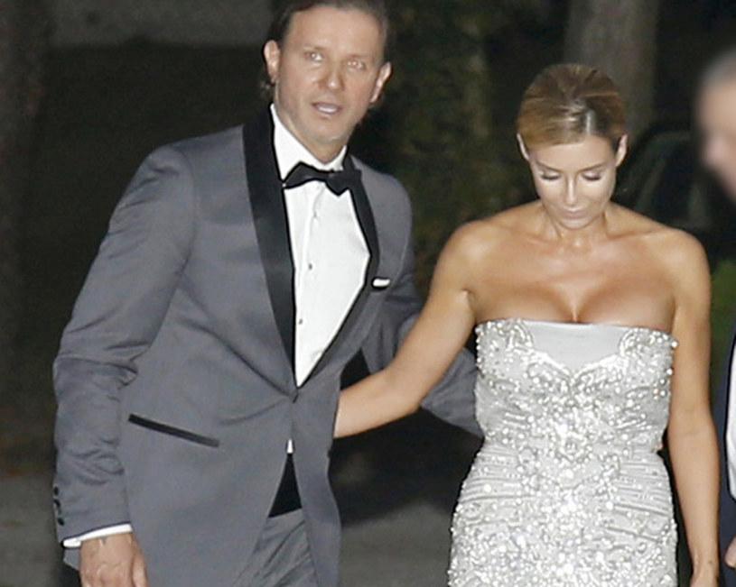 Dlaczego Rozenek wyszła sama z wesela? /Jordan Krzemiński /AKPA