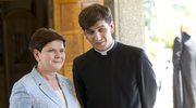 Dlaczego syn Beaty Szydło zrezygnował z posługi? Domagają się ujawnienia prawdy