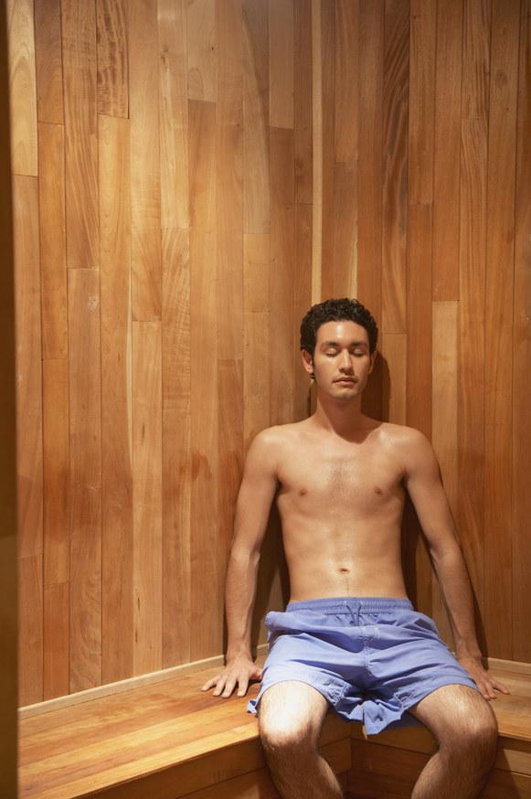 dlaczego wartko korzystać z sauny /© Photogenica