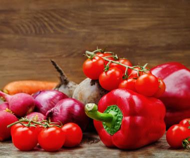 Dlaczego warto jeść czerwone warzywa?