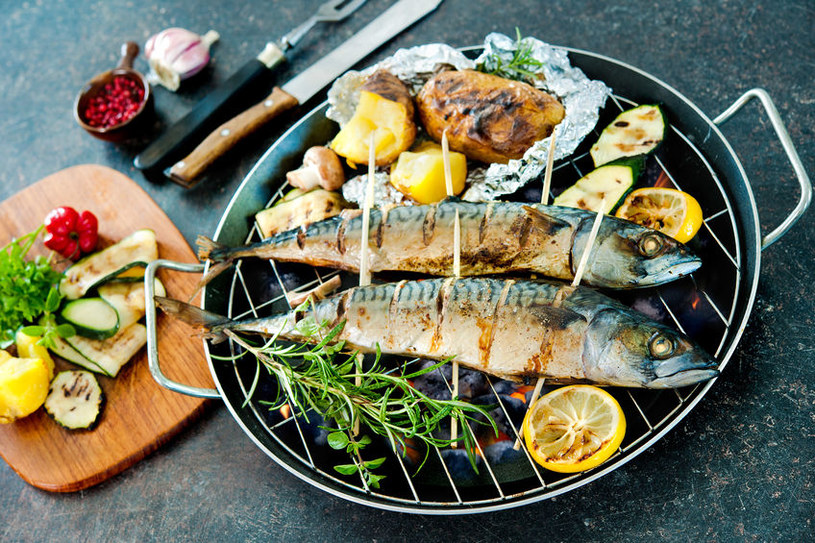 Dlaczego warto jeść makrelę? /©123RF/PICSEL