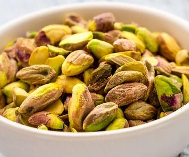 Dlaczego warto jeść pistacje?