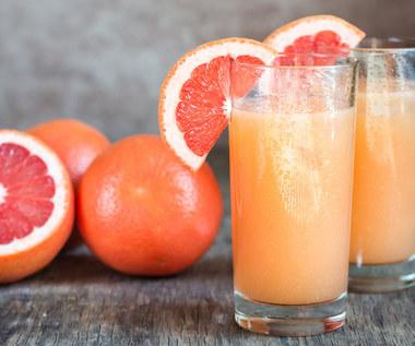 Dlaczego warto pić sok z grejpfruta?